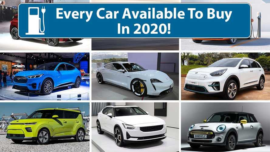 These Are The All-Electric Cars 2020 Has To Offer: Will There Be More?