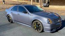 2008 Cadillac CTS Sport Concept Show Car