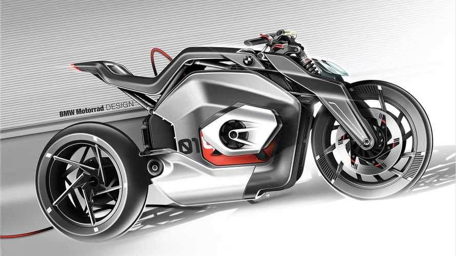 BMW Says An Electric Motorcycle Is Coming But Not For A Few Years