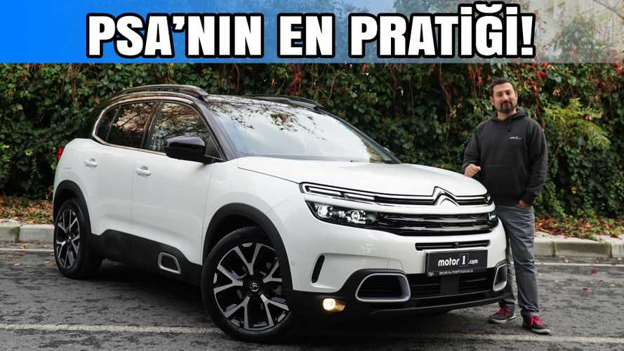 2019 Citroën C5 Aircross 1.5 BlueHDi Shine | Neden Almalı?