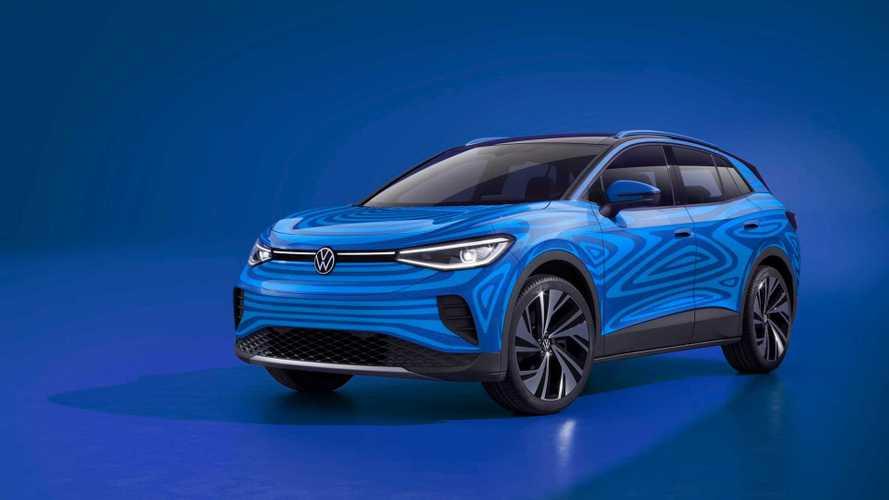 Volkswagen ID.4, il SUV compatto diventa elettrico