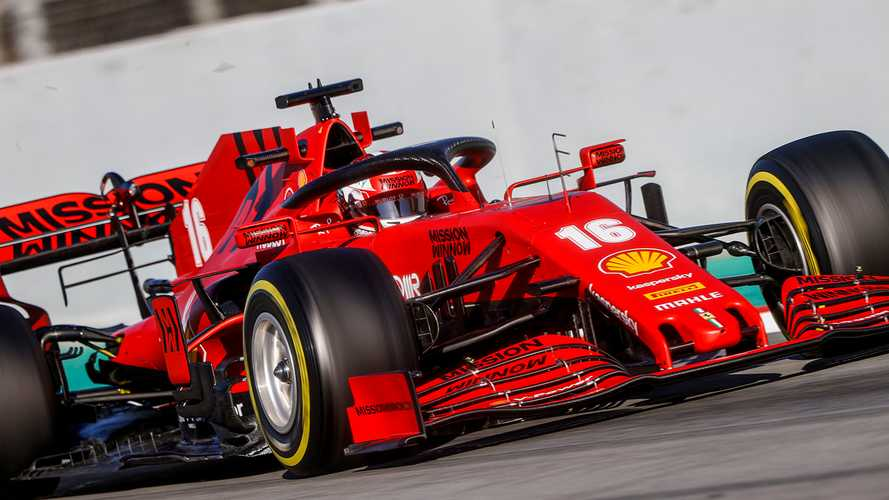 Ferrari admits 2020 engine 'not as strong' as last year