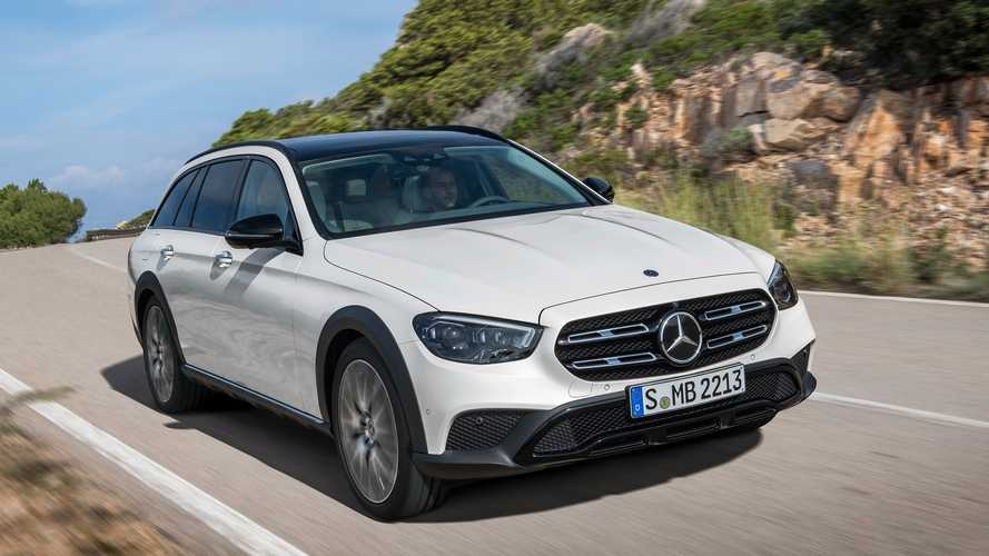 Mercedes-Benz Clase E All-Terrain 2020
