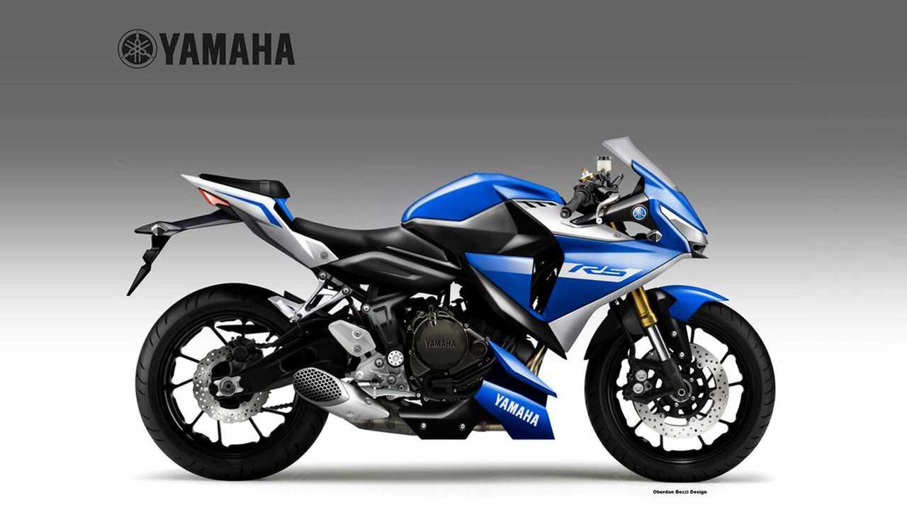 Oberdan Bezzi Yamaha YZF-R5