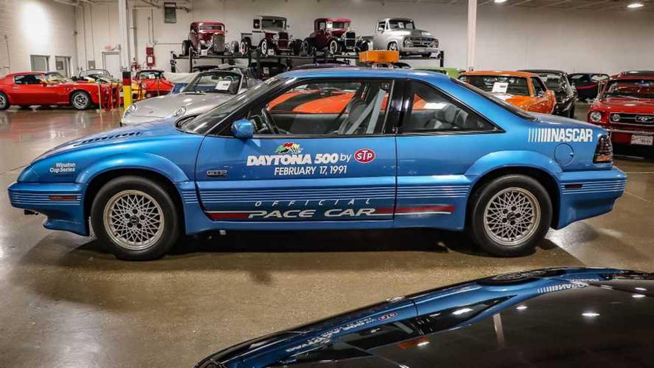 \'90s Gold: 1991 Pontiac Grand Prix Daytona 500 Pace Car