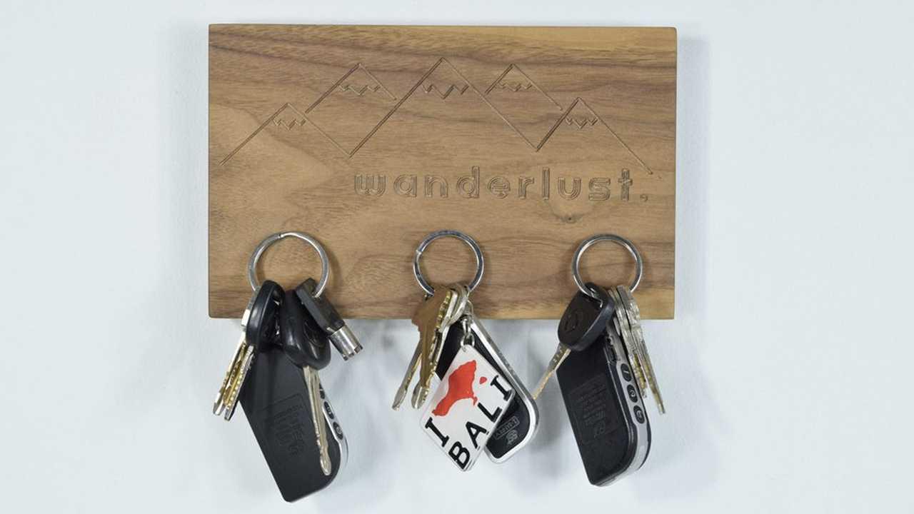Magnetic Key Hanger - $49.95