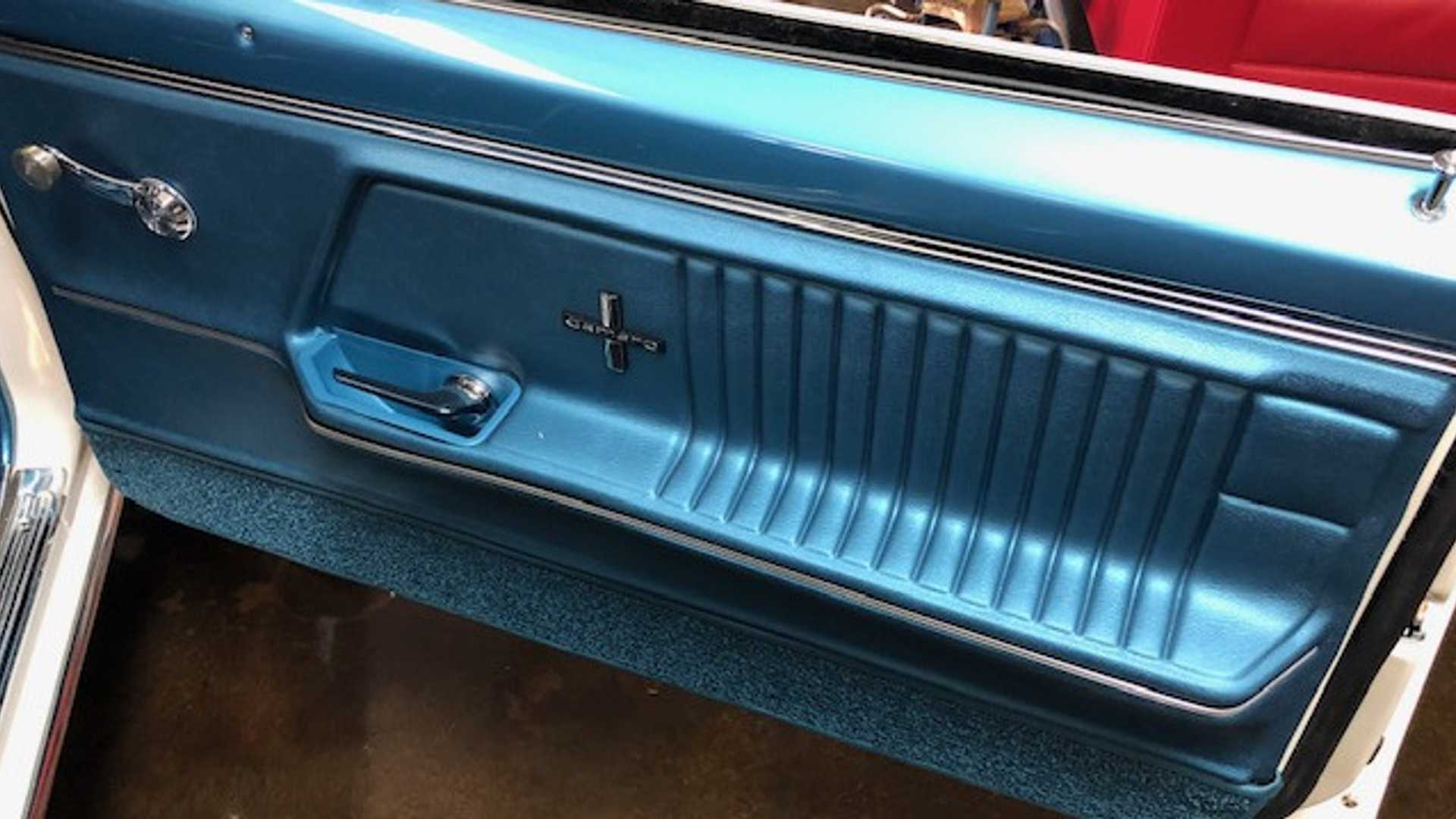 """[""""Here's A Rare Chance To Own One-Of-Five 1967 Camaro Pace Cars""""]"""
