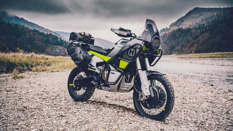 What's Going On With The Husqvarna Norden 901?