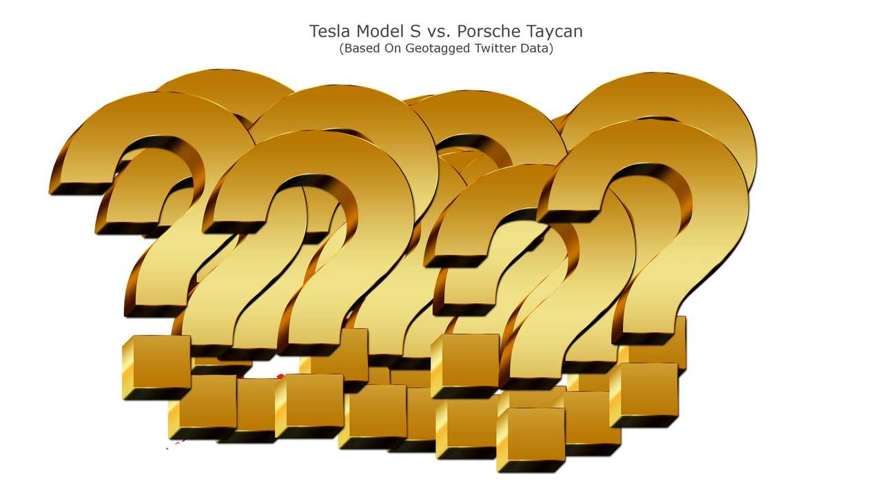 The EV That Most US States, Between The Tesla Mode S and The Porsche Taycan, Is...