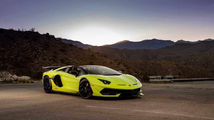 La remplaçante de la Lamborghini Aventador arriverait l'an prochain