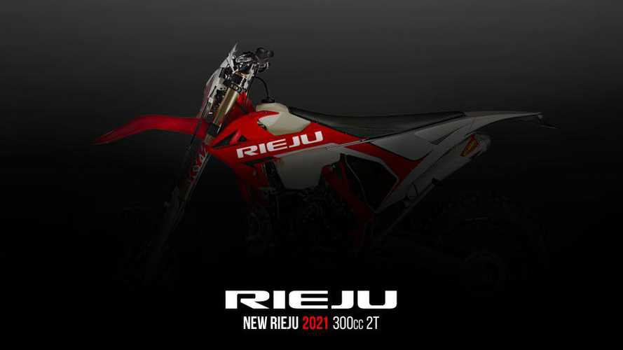 Rieju Acquires GasGas Enduro Platforms