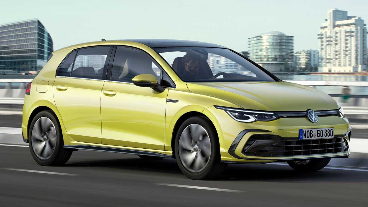 2020 Volkswagen Golf R-Line