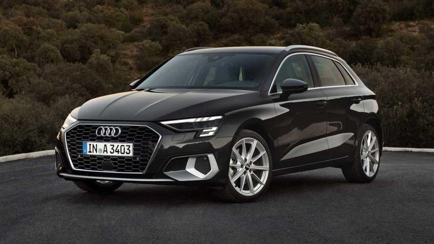 Nuova Audi A3 Sportback, arriva la mild hybrid e costa 32.300 euro