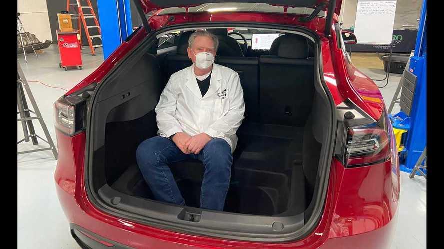 Tesla Model Y Potential Third Row Seats Explored