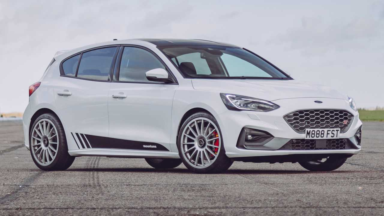 Ford Focus ST 2020 por Mountune