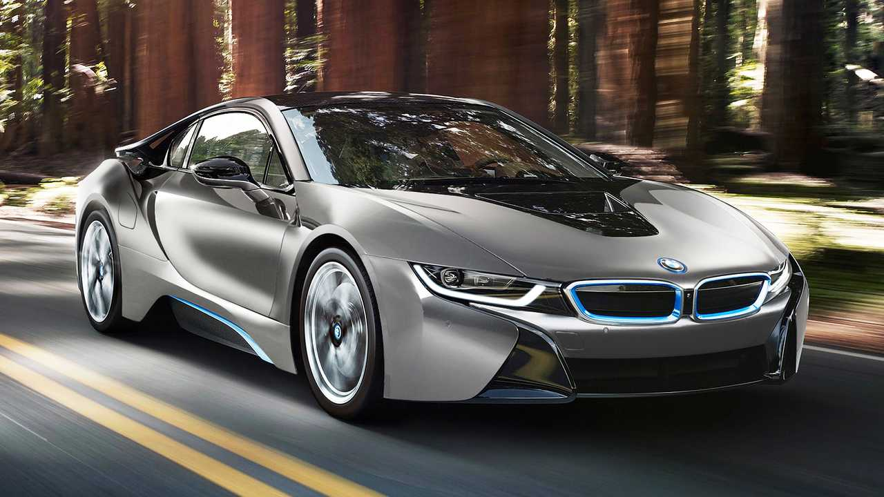 BMW i8 Concours d'Elegance Edition (2014) - 764.000 euro