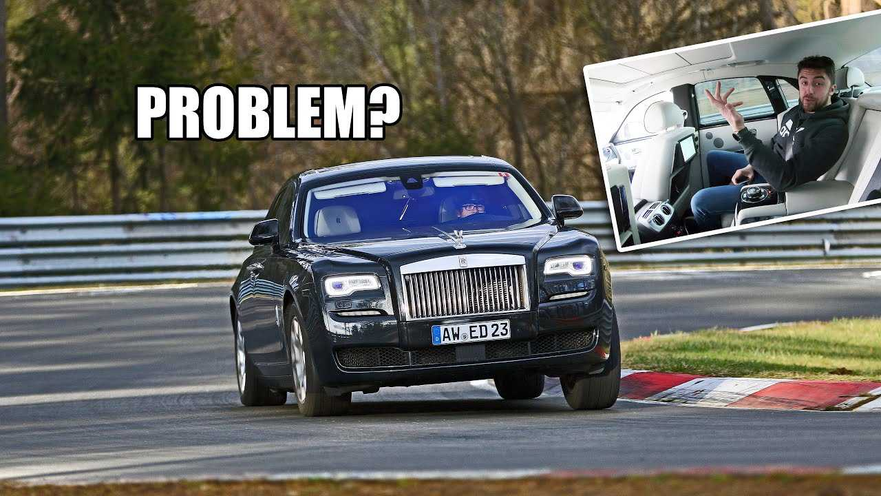 Rolls-Royce Ghost, Nurburgring