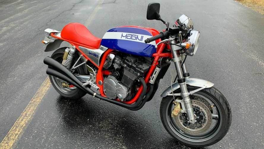 This Magni Sport 1200S Is The Coolest Suzuki Bandit Ever