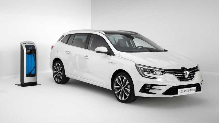 Renault Megane SportTour E-Tech, tutti i numeri dell'ibrido