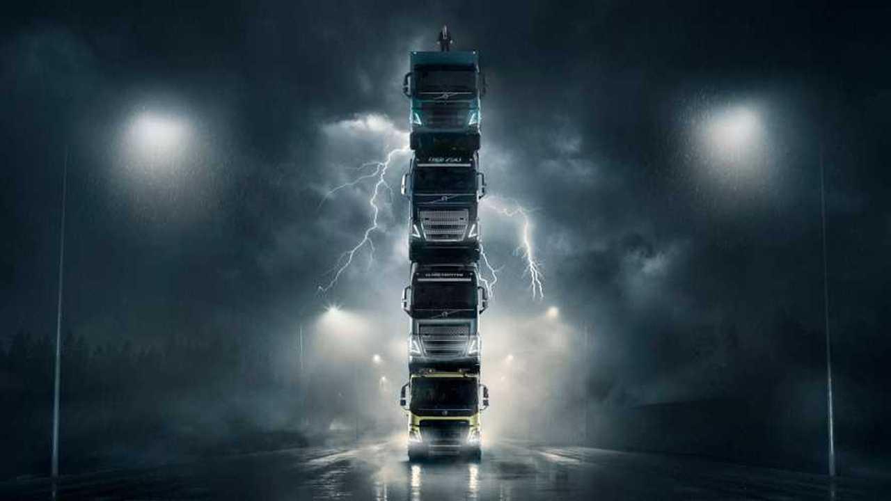 Volvo Trucks Tower