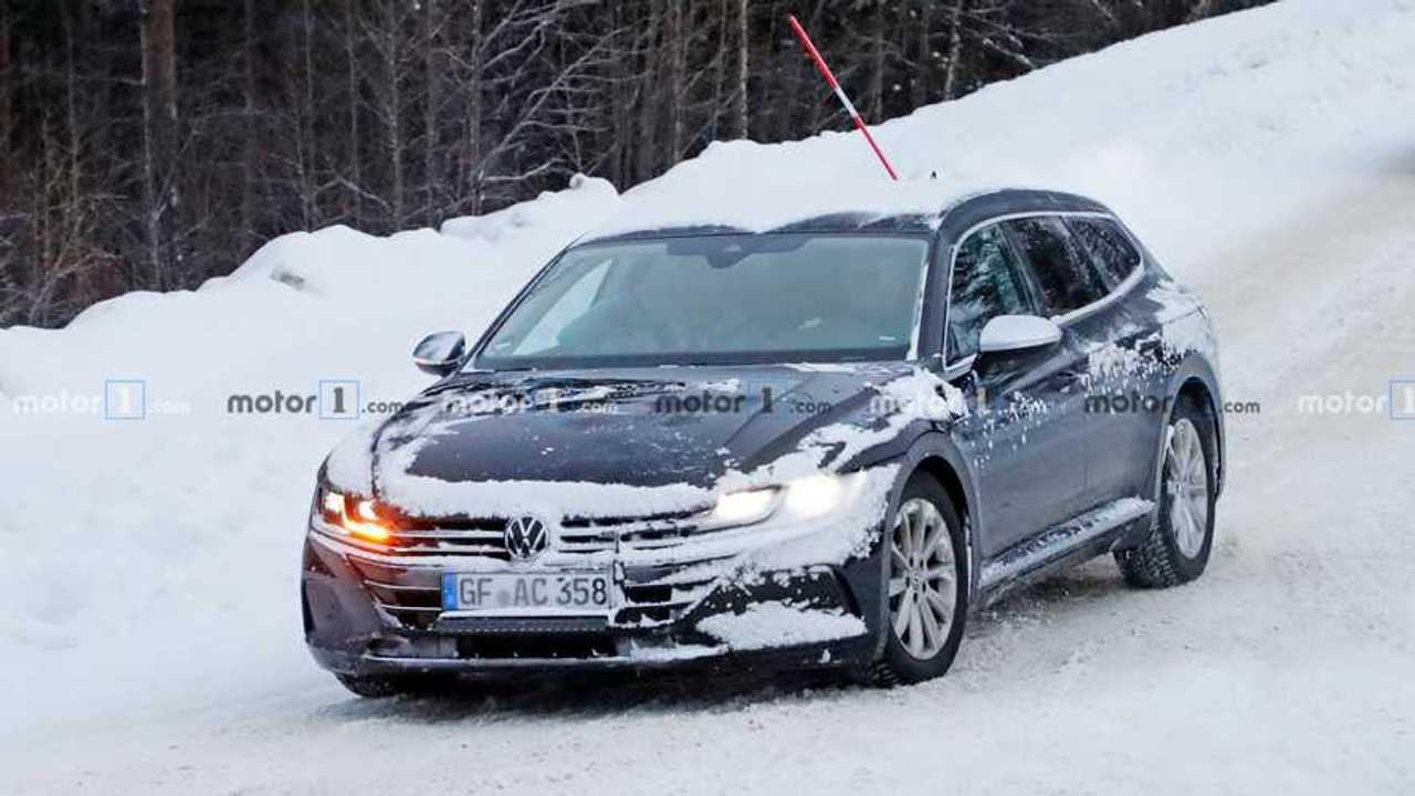 2021 VW Arteon kocsi kém fotó