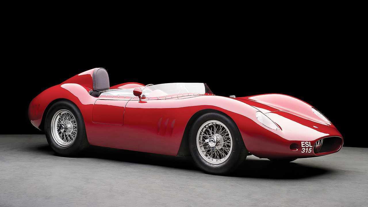 Maserati 250S (1957) - 2,5 millones de euros