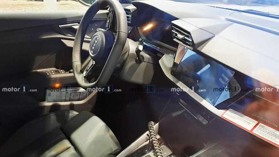 Descubre el interior del Audi S3 Sportback 2021