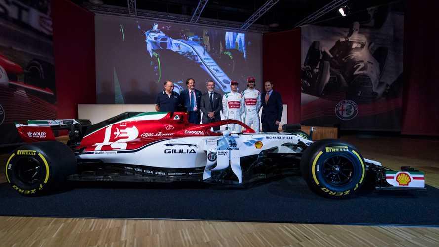 F1, L'Alfa Romeo mostrerà la C39 il primo giorno di test
