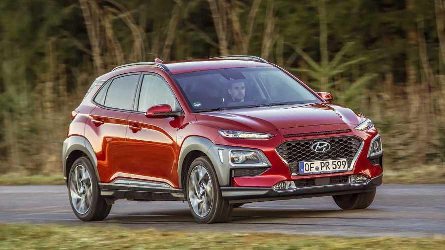 Hyundai Kona Hybrid (2020) im Test