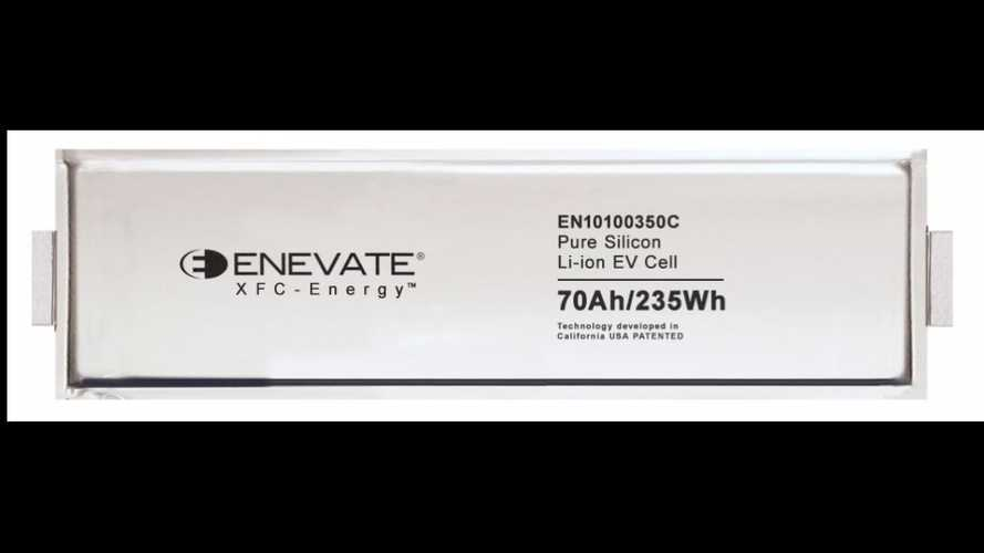Enevate Announces Commercialization Of A Superb Battery Anode