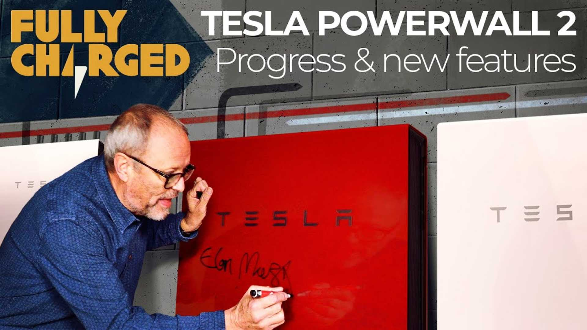 UK home with Tesla Powerwall solar system prevents power outages