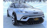 Fisker Ocean: Neues Elektro-SUV steht auf der CES 2020
