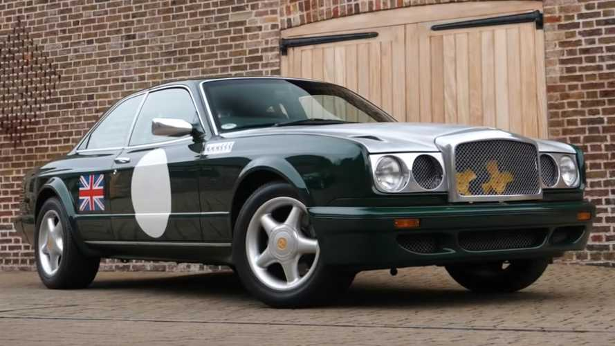Bentley Continental R Project 116 Is An Unknown, $612,000 One-Off