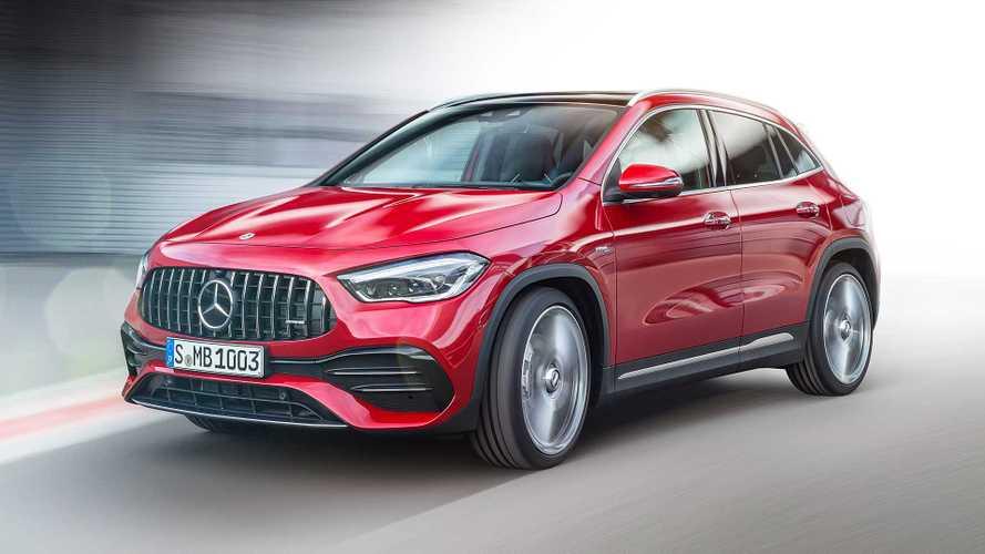 Mercedes-AMG GLA 35 (2020) - Toutes les infos, toutes les photos