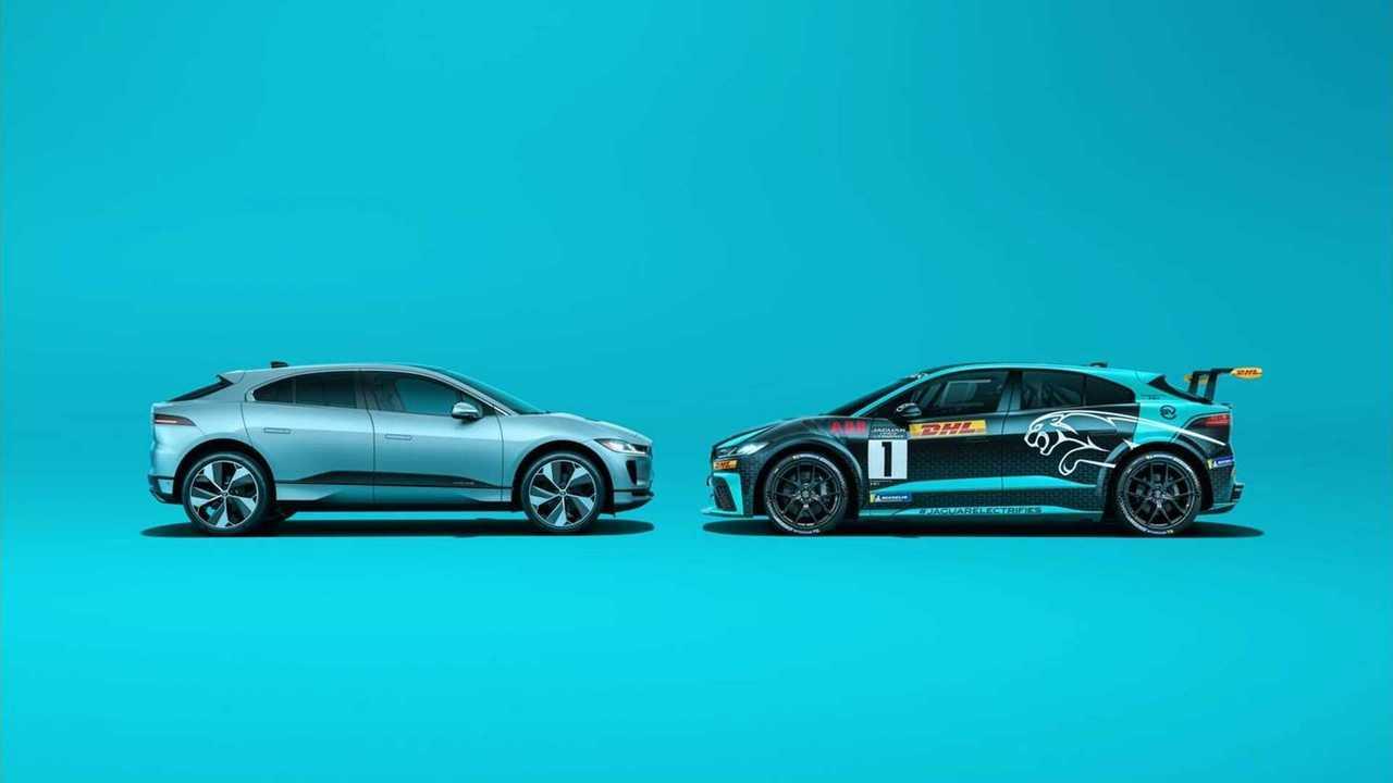 Jaguar I-PACE Software Update