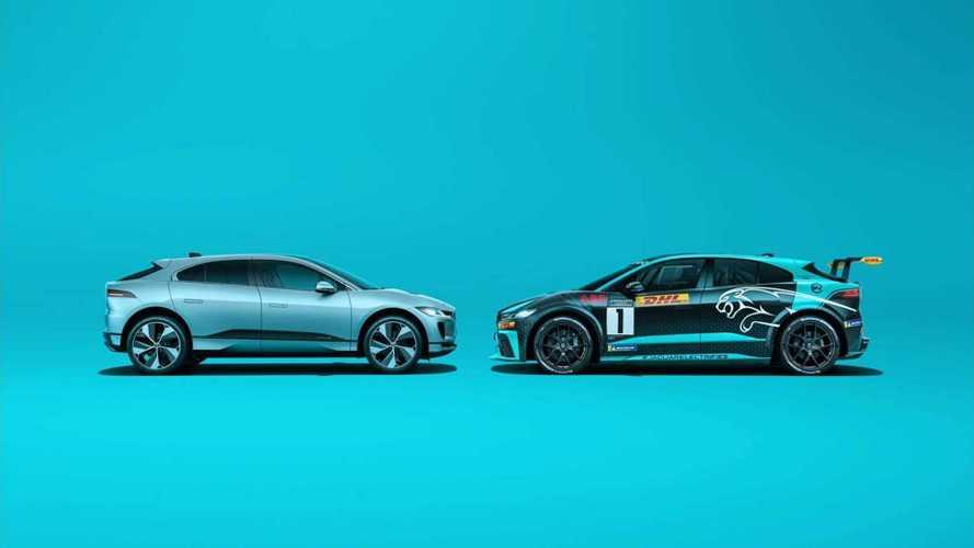 Обновился электрокроссовер Jaguar I-Pace: железо не пострадало