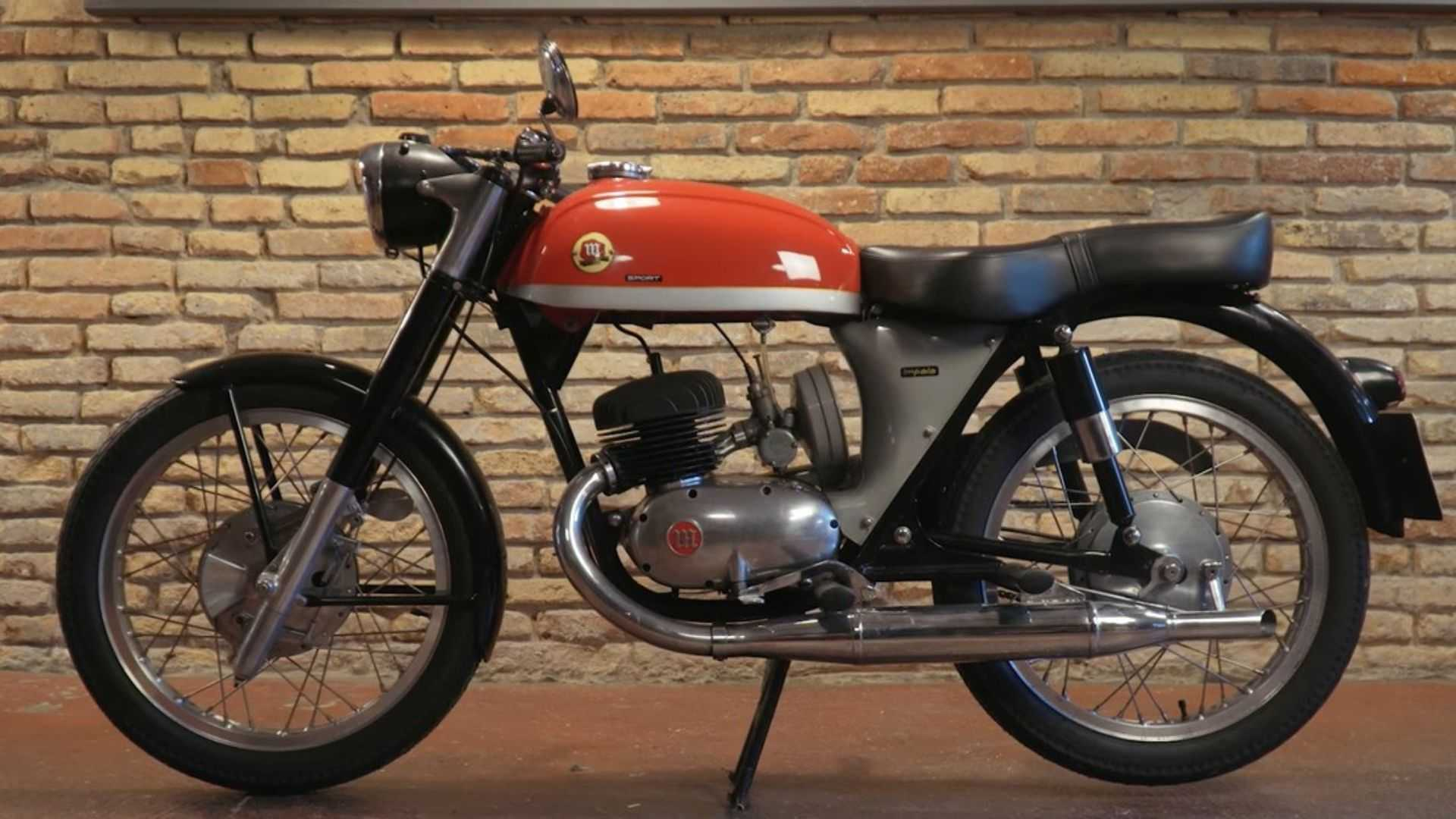 Learn The Unique History Of This Montesa Impala Sport 250