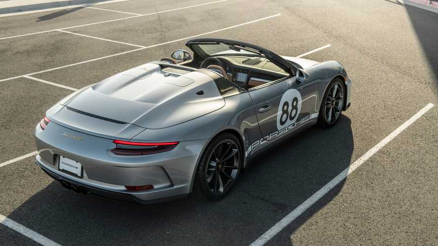 L'ultime Porsche 911 (991) adjugée à un demi-million de dollars