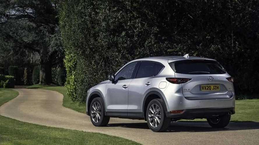 2020 Mazda CX-5 güncelleme