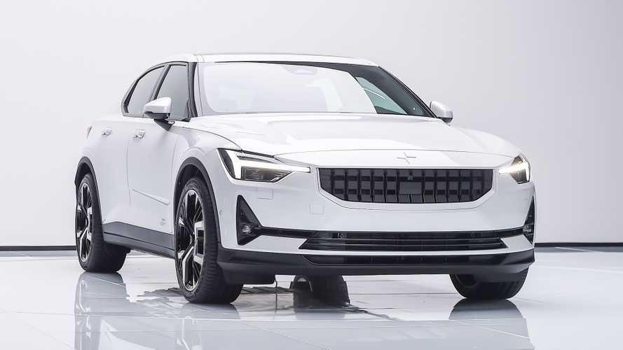 Polestar 2 dips below £40k thanks to new and less powerful variants
