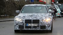 2021 BMW M3 spy photos