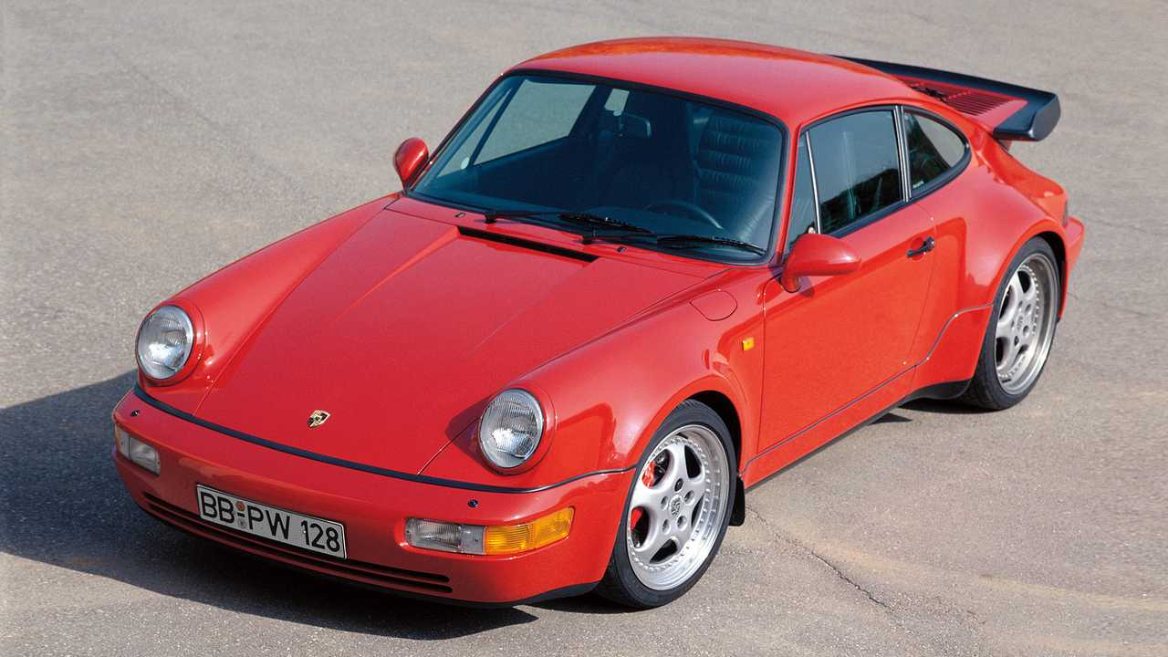 Porsche 911 Turbo (964) - 1990-1994