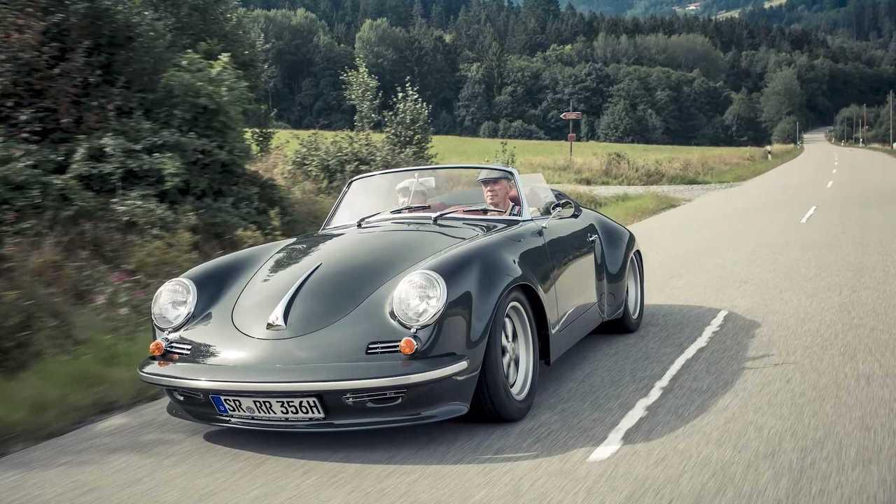 Porsche 356 3000 RR de Walter Röhrl