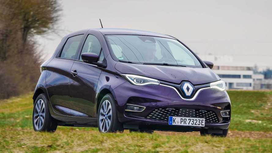 Renault Zoe (2020) im Test: Das beste aktuelle Elektroauto?