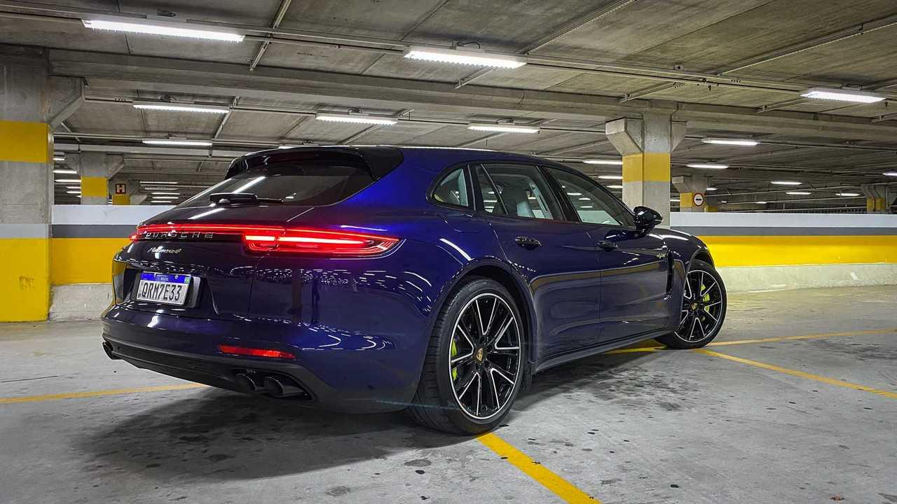 Teste: Porsche Panamera Sport Turismo E-Hybrid