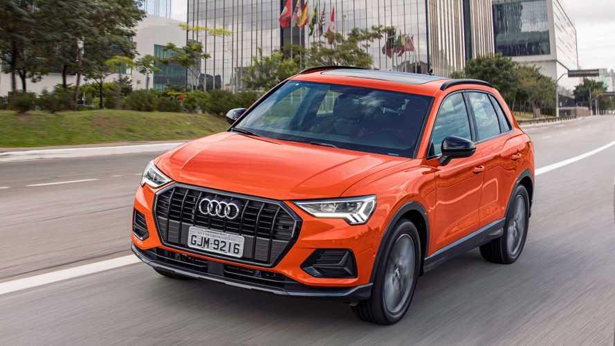 Audi lança promoção com parcelas de R$ 1.990 e 180 dias para começar a pagar