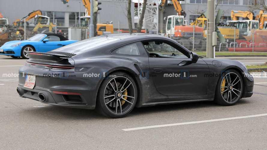Porsche 911 Turbo (2020): Mit mehr als 600 PS zum Genfer Salon