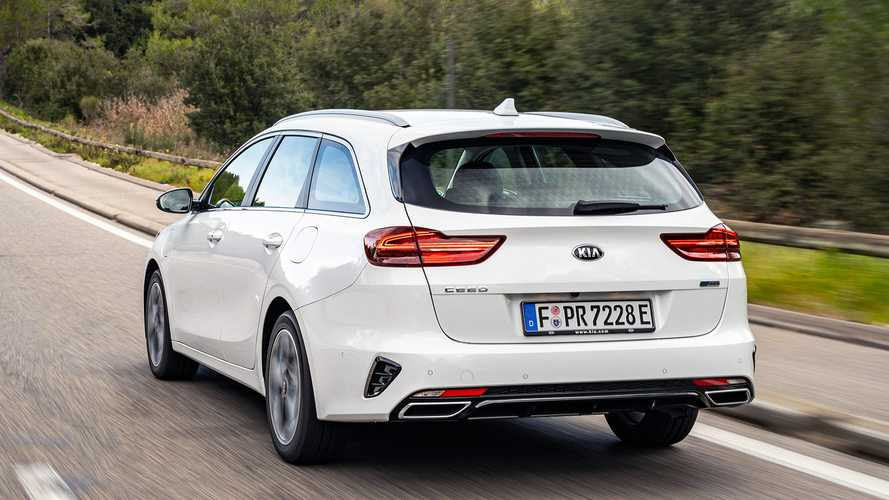 Kia Ceed Tourer PHEV 2020: el familiar enchufable