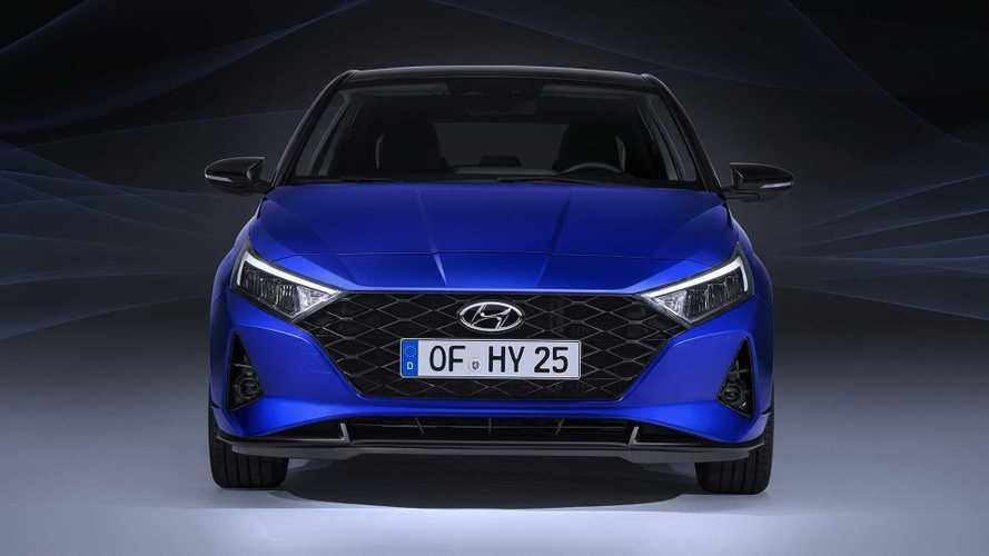 Idő előtt megmutatta magát az új, sportosra hangolt Hyundai i20