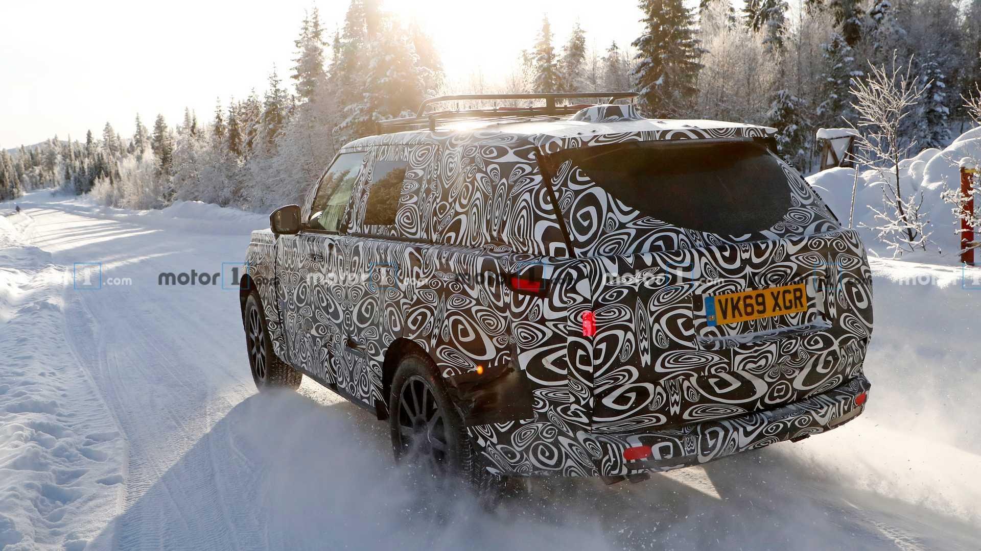 2021 Range Rover Sport 26